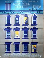 Plakat Kino Neu New York Stories Scorcese Allen Coppola - 120 X 160 CM