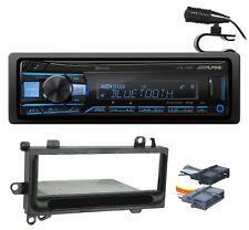 Alpine Digital Media Bluetooth Stereo For 97-02 JEEP WRANGLER TJ