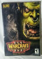 WarCraft III: Reign of Chaos Game Manual