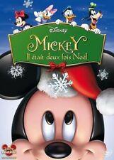 """DVD """"Mickey, il était deux fois Noël""""   NEUF SOUS BLISTER"""