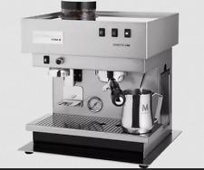 MACCHIAVALLEY Kona M Espressomaschine Silber NEUWERTIG