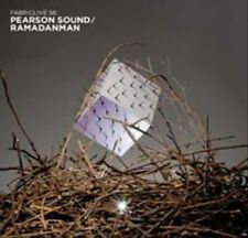 NEW Fabriclive 56: Pearson Sound/Ramadanman (Audio CD)