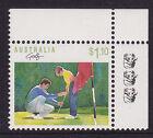 1989 Sport Series $1.10 Golf - 3 Koala Reprint (Top Right Corner)