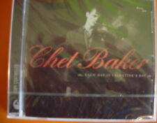 Chet Baker Each Day Is Valentine's Day CD NEW SEALED 2005 Jazz