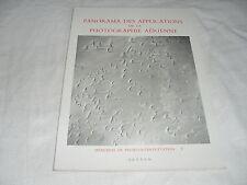 panorama applications photographie aerienne , s e v p e n , 1968