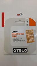 otelo Prepaid SIM Karte CallYa D2 Vodafone Smartphone Fun 5€ Guthaben | WoW