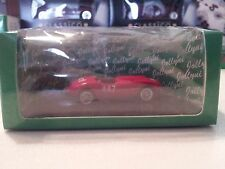 FERRARI 250 MM #447 Mille Miglia 1953 racer 1:87 scale JOLLY Model Made in ITALY