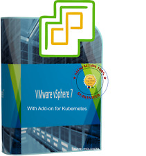 VMware 7 Bundle -vShere Ent+ 7 w/k8s, VSAN Ent+ 7, NSX-T 3.0.0, vCenter Server 7