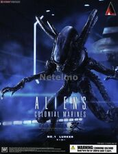 SQUARE ENIX Aliens Colonial Marines Play Arts Kai Lurker PVC ACTION Figure