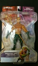 DC Direct AQUAMAN Brightest Day Series 1 action figure Justice * Blackest Night