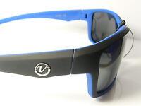 Mens Polarized Sunglasses 'Nitrogen' Textured Designer Sports UV-400 Cat-3