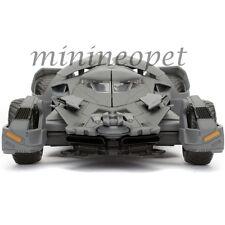 Jada 98245 Batman V Superman Batmobile 1/32 Diecast Model Car Grey
