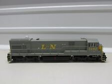 ATLAS-MASTER~ LOUISVILLE & NASHVILLE  U30C  LOCOMOTIVE # 1490 WITH DCC ~HO