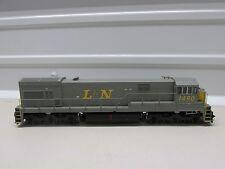 ATLAS-MASTER~ LOUISVILLE & NASHVILLE  U30C  LOCOMOTIVE # 1490 WITH DCC ~HO
