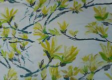 Designers Guild Fabric 'Shangri-La' Acacia 3.45 METRES (345CM)  100% Cotton