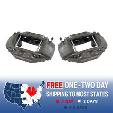 Front Brake Calipers Pair Fit 2008 2009 2010 2011 2012 TOYOTA TUNDRA SEQUOIA