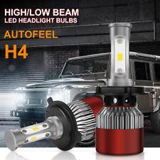 2x H4 9003 Hb2 Led Hi/Low Beam Headlight Bulb Kit 6000K 1300W 195000Lm White Fog(Fits: Scion xB)