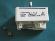 G.E. Spectra Range Burner Control Switch # WB24T10029  P2455 with 2 Screws