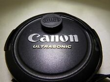 Canon C-58mm Front Lens Cap for 28-80mm EF EOM        Free Shipping Worldwide