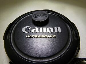 Canon C-58mm Front Lens Cap for 28-80mm EF EOM Worldwide