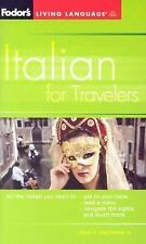 Fodor's Italian for Travelers (Phrase Book), 3rd Edition (Fodor's Languages for