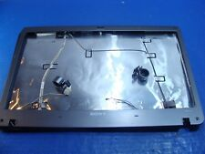 """Sony Vaio 16.4"""" VPC-F122FX OEM Back Cover w/ Front Bezel 012-310A-2644-A GLP*"""