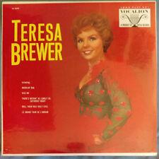 Teresa Brewer~VL 3693~Noodlin' Rag, Kiss Me~Vocalion~MINT~STILL SEALED~FAST SHIP
