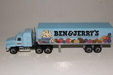 Matchbox Convoy Mack CH600 Ben & Jerrys Ice Cream Semi Truck