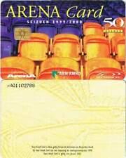 Arenakaart A029-03a 50 gulden: Stoeltjes 2002