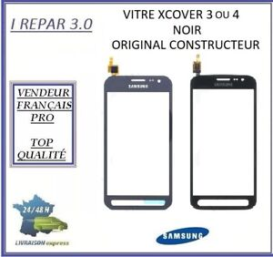 Vitre tactile  samsung galaxy Xcover 3 ou 4 ou 4S