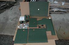 HMMWV HUMVEE H1 2 Rear Seat Belt & Insulation kit, 2510-01-410-7037, M998