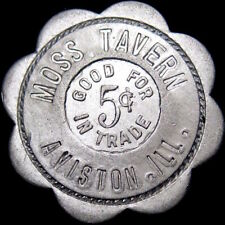 Aviston Illinois Good For Token Moss Tavern
