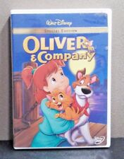 Authentic Disney: Oliver & Company (Special Edition DVD)    LIKE NEW