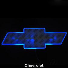 LED Car Tail Logo Auto Badge Light Blue Light for Chevrolet Sail Captiva Trax