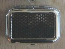 Taschenaschenbecher Reiseaschenbecher mit Zigarettenablage + Glutkiller schwarz
