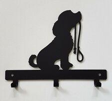 Dog Lead/Leash, Key,Coat,Door, Towel, Hanger,Holder,Rack, Hook- *DOG WITH LEAD*