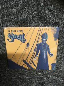 GHOST BC: IF YOU HAVE GHOST. CD. new Sealed. Freepost In Uk. Digipak Cd.