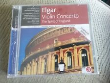 bbc music magazine elgar violin concerto the spirit of England cd new freepost