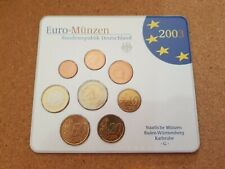germany 2003 euro coin sets