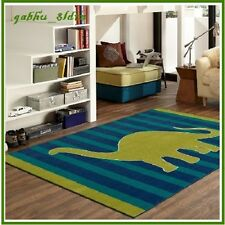 Boys Girls Stripe Kids Teens Rugs Ebay