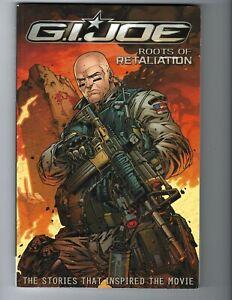 "G.I. Joe ""Roots of Retaliation"" trade paperback, IDW (2012), free shipping!"