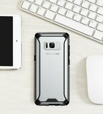 For Galaxy S8 Plus Case Slim Fit Durable Shockproof Protective Cover Black