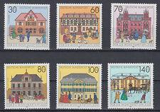 BRD 1563 - 1568 postfrisch Wohlfahrt - Historische Posthäuser