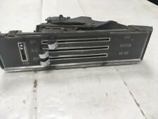 1969  Only Chevelle, Malibu, El Camino  *A/C, Air Conditioning Control Panel*