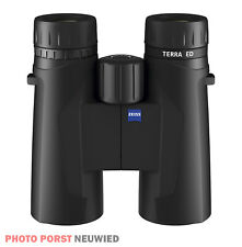 Zeiss prismáticos Terra ed 10x42 negro ** mercancía nueva de distribuidores **