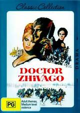 Doctor Zhivago (1965) * NEW DVD * Alec Guiness Julie Christie Geraldine Chaplin
