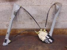 Renault Laguna Mk3 07-10 Electric Window Regulator, Motor Front Driver Right