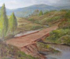 Realism Dealer or Reseller Listed Landscape Art Paintings
