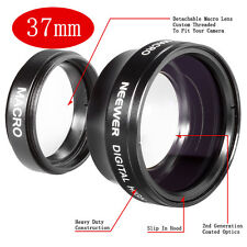 37mm Super Wide Angle Lens with 0.45x Magnification for D7000 D5100 D300 UD#20