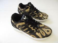 8859f089fed51 Women s ADIDAS  ZX Flux  Sz 6 US Runners Snakeskin Near New